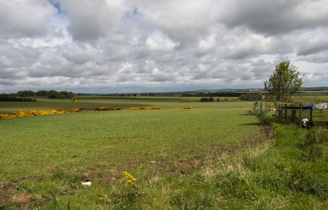 Thumbnail Land for sale in Knaven, Maud, Aberdeen
