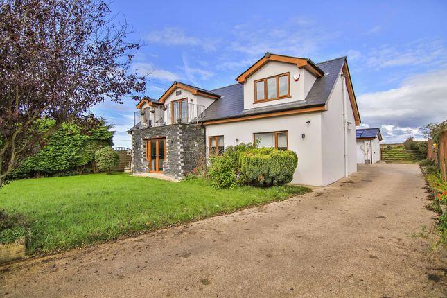 Thumbnail Detached house for sale in ., Llanmaes, Llantwit Major