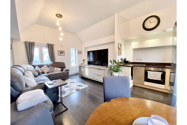 2 bed flat for sale in Maes Deri, Deeside CH5