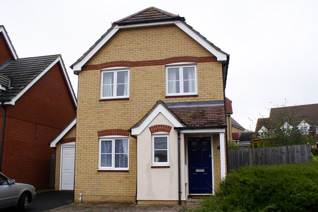 Thumbnail Semi-detached house to rent in Emelina Way, Seasalter, Whitstable