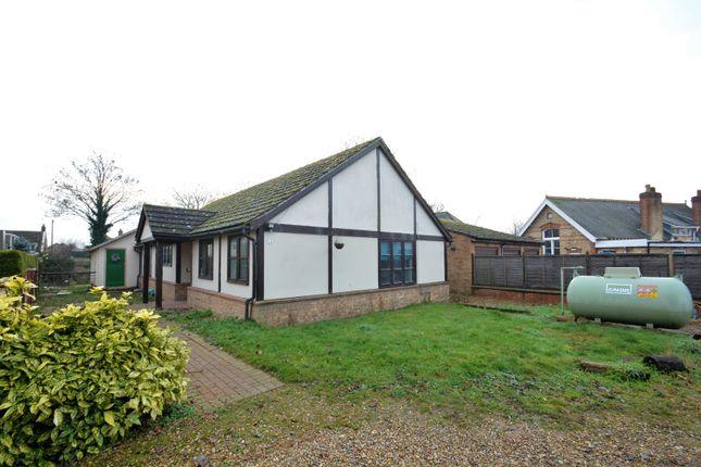 Thumbnail Detached bungalow for sale in Pump Lane, Stretham