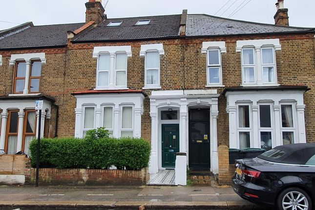 Thumbnail Terraced house to rent in Hermitage Road, Harringay