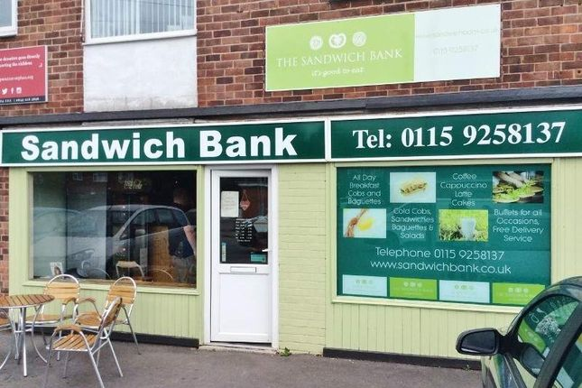 Restaurant/cafe for sale in 151 Attenborough Lane, Nottingham