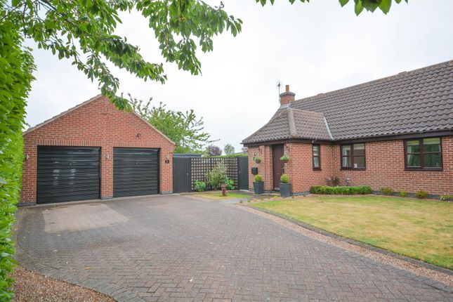 Thumbnail Semi-detached bungalow for sale in Browns Lane, Stanton-On-The-Wolds, Nottingham
