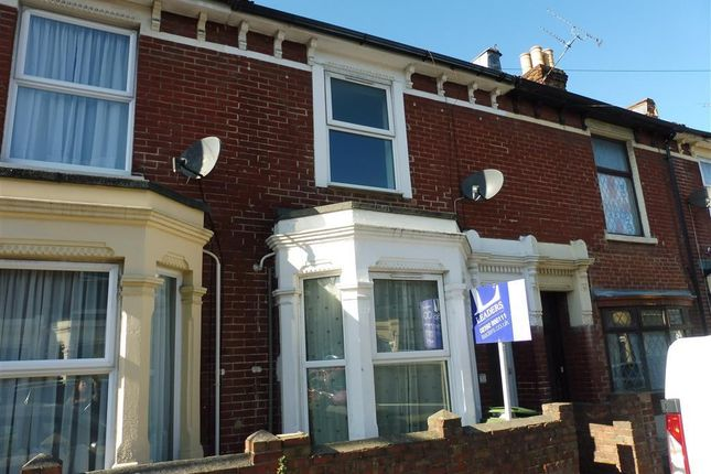 Thumbnail Property to rent in Cardiff Road, Portsmouth