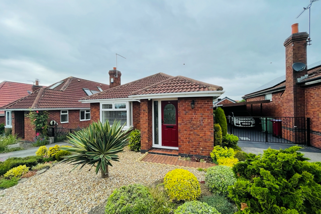 Thumbnail Detached bungalow for sale in Foxpark View, Tibshelf