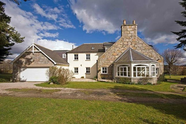 Thumbnail Detached house for sale in Kemnay, Inverurie, Aberdeenshire