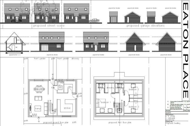 Thumbnail Detached house for sale in Eaton Place, Kirkham, Preston