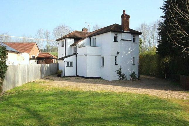 Thumbnail Detached house for sale in Leighton Buzzard Road, Water End, Hemel Hempstead
