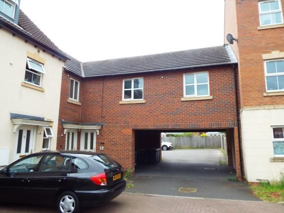 Thumbnail Flat for sale in Wilkinson Close, Chilwell, Nottingham