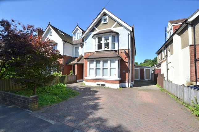 Thumbnail Semi-detached house for sale in Park Hill Road, Wallington