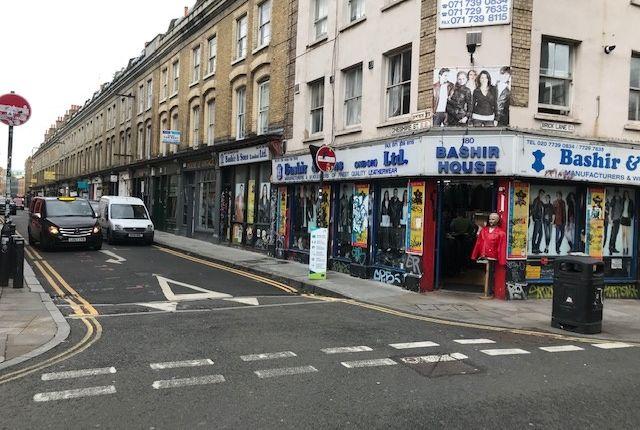 Thumbnail Retail premises to let in Brick Lane, Shoreditch