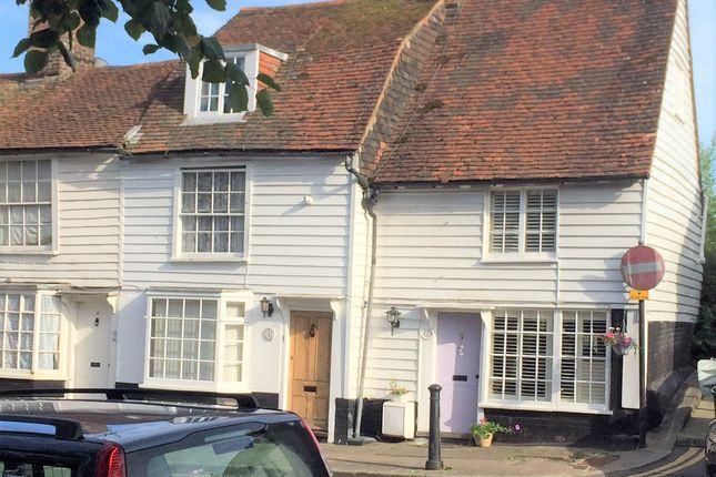 Thumbnail End terrace house for sale in High Street, Cranbrook