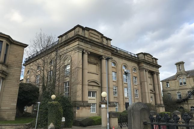 Thumbnail Flat for sale in Highfields Road, Huddersfield, West Yorkshire
