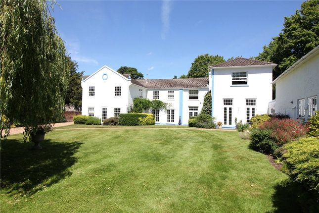 Thumbnail Flat for sale in White Hermitage, Church Road, Old Windsor