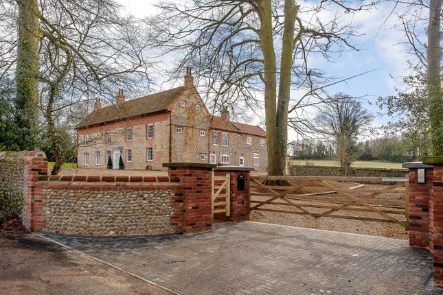 Thumbnail Property for sale in Hunworth Road, Edgefield, Melton Constable, Norfolk