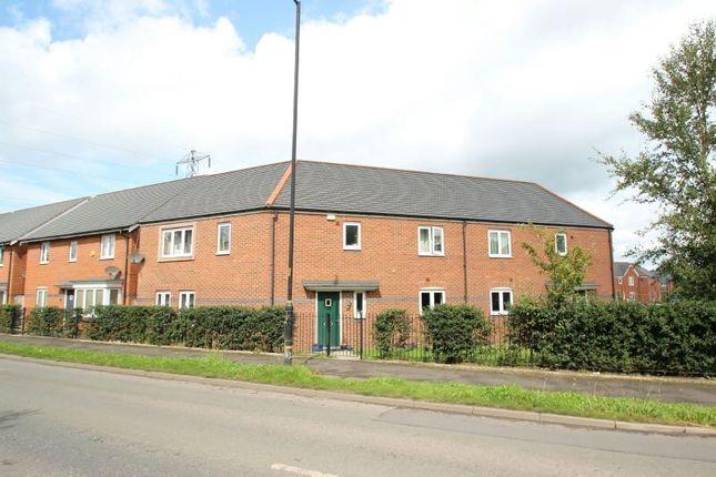 Thumbnail Semi-detached house for sale in Sinderland Road, Broadheath, Altrincham