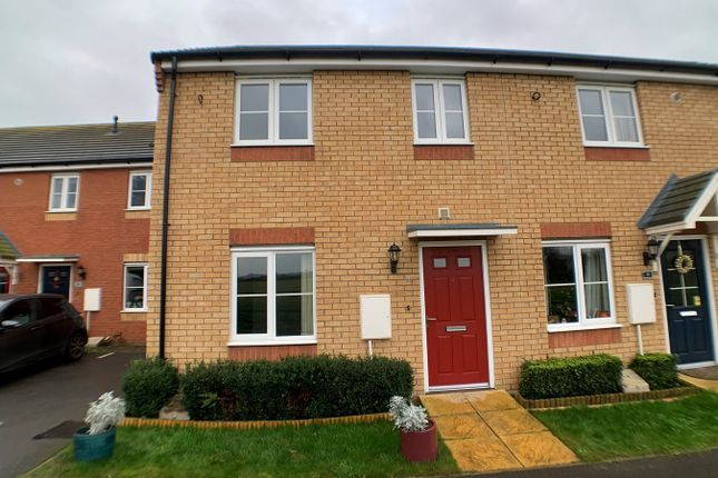 3 bed end terrace house to rent in Shelsley Walsh Rise, Bourne PE10