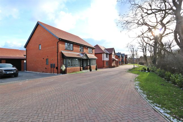 4 bed detached house for sale in Brecknock Chase, Whitehouse MK8