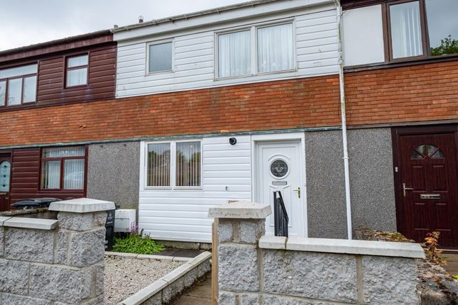 Thumbnail Terraced house for sale in Cairngorm Drive, Aberdeen