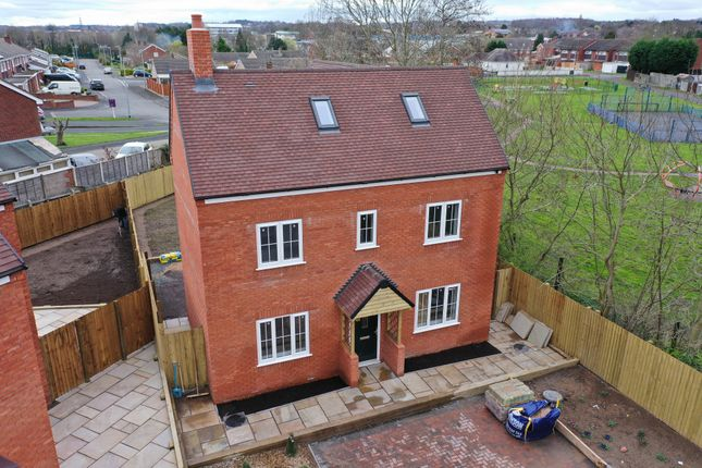 Thumbnail Detached house for sale in Mill Lane, Wellington, Telford