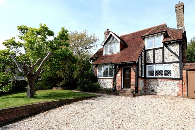 4 bed detached house for sale in Church Street, Willingdon, Eastbourne, East Sussex