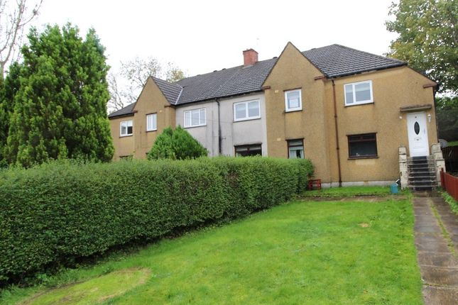 Thumbnail Flat for sale in Cockranmill Rd, Johnstone, Paisley