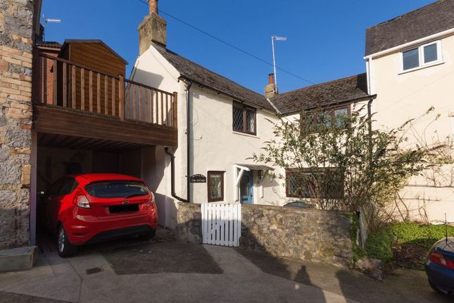 Thumbnail Semi-detached house for sale in Parkway Road, Chudleigh, Newton Abbot