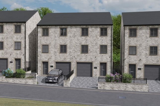 Thumbnail Semi-detached house for sale in Castle Hill, Keighley