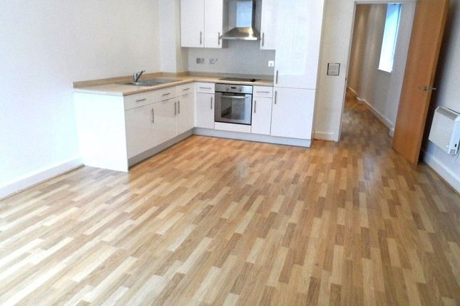 Thumbnail Flat to rent in Pugh Buildings, 23 Cowell Street, Llanelli, Carmarthenshire.