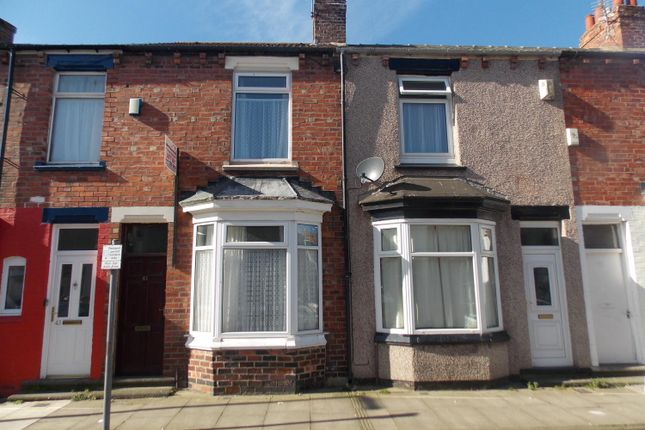 Thumbnail Terraced house for sale in Tennyson Street, Middlesbrough