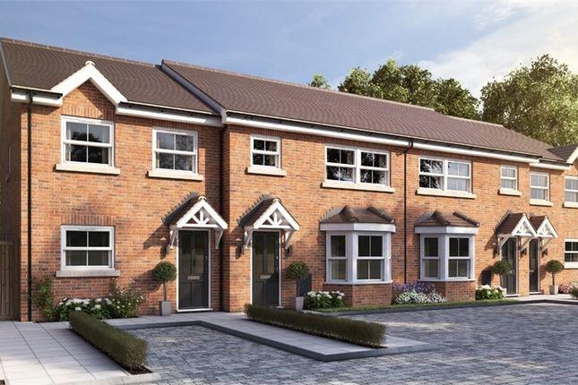 2 bed end terrace house for sale in Vale Road, Weybridge, Surrey KT13