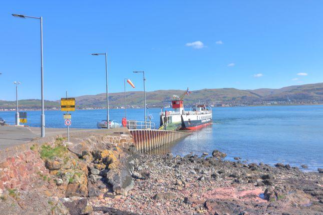 Ferry of Kelburn Street, Millport, Isle Of Cumbrae KA28