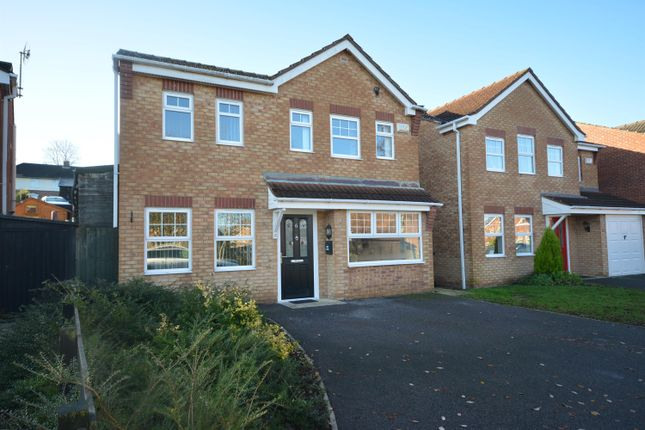 Thumbnail Detached house to rent in 6 Juniper Close, Hollingwood, Chesterfield