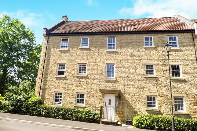 Thumbnail Flat for sale in Fuller Close, Chippenham