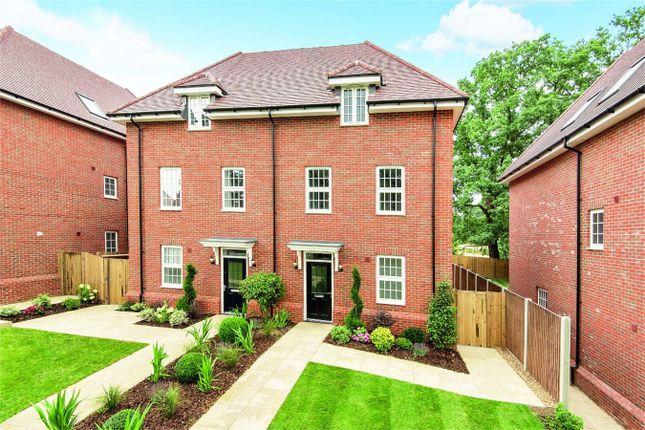 Thumbnail Semi-detached house for sale in Elmbank, Barnet Road, Arkley