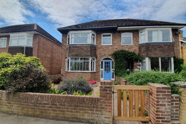 Thumbnail Semi-detached house for sale in St. Andrews Road, Gosport, Hampshire