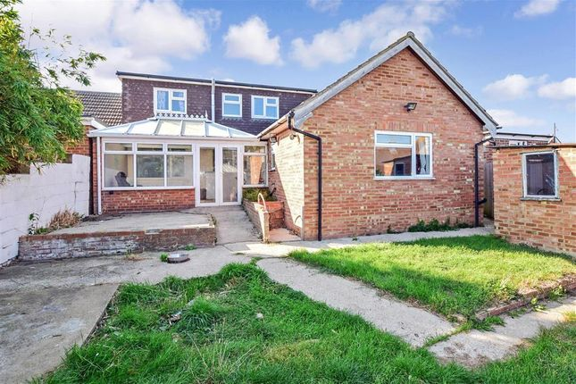 Rear Elevation of Goodwood Close, High Halstow, Rochester, Kent ME3