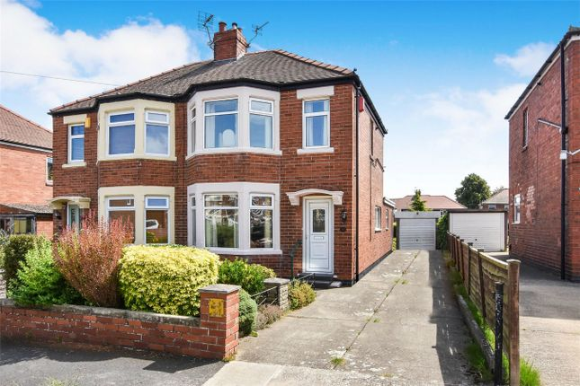 Thumbnail Semi-detached house for sale in Albion Avenue, Acomb, York