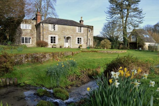 Thumbnail Detached house for sale in Donhead St. Mary, Shaftesbury