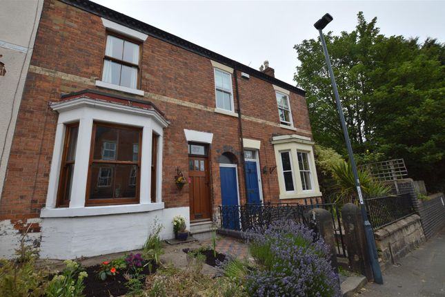 Thumbnail Terraced house for sale in North Street, Derby