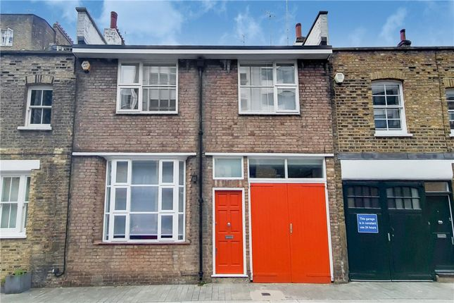 Thumbnail Mews house to rent in Rodmarton Street, Marylebone, London