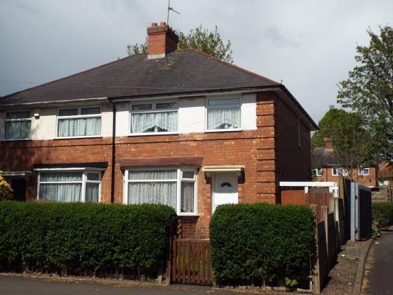 Thumbnail Semi-detached house for sale in Kings Road, Kingstanding, Birmingham, West Midlands