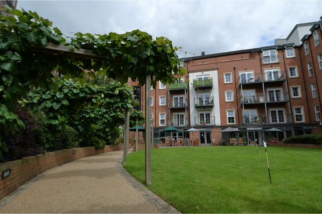 Thumbnail Flat for sale in Welland Place, Market Harborough