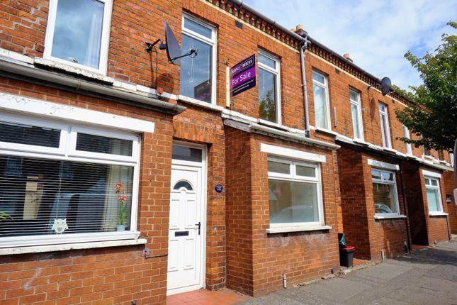Thumbnail Terraced house for sale in Beersbridge Road, Belfast