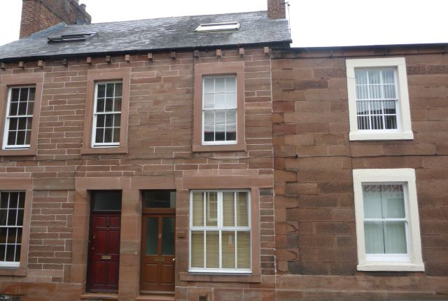Thumbnail Terraced house to rent in Front Street, Brampton
