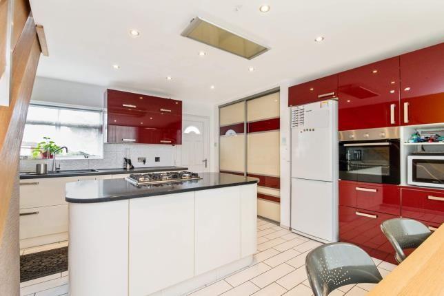 Kitchen of Waverley Way, Paisley, Renfrewshire, . PA2
