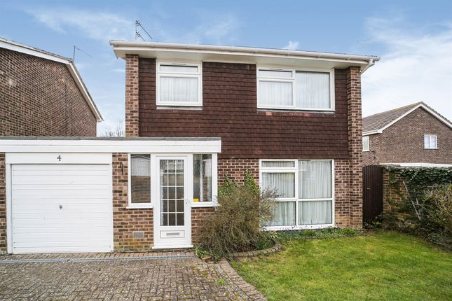 Thumbnail Detached house for sale in Darwin Place, Newmarket