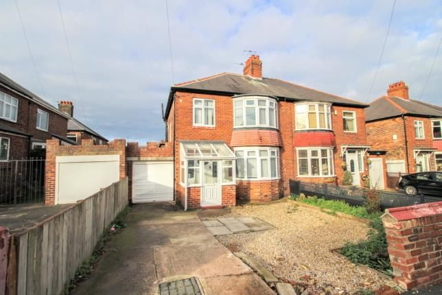 3 bed semi-detached house for sale in Tillmouth Gardens, Newcastle Upon Tyne, Tyne And Wear NE4