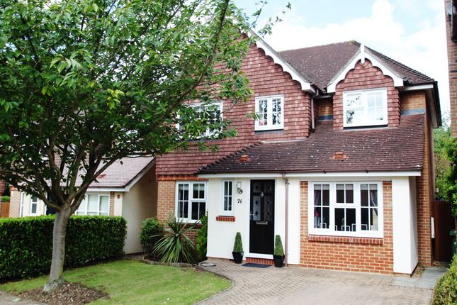 4 bed detached house for sale in Harts Grove, Woodford Green
